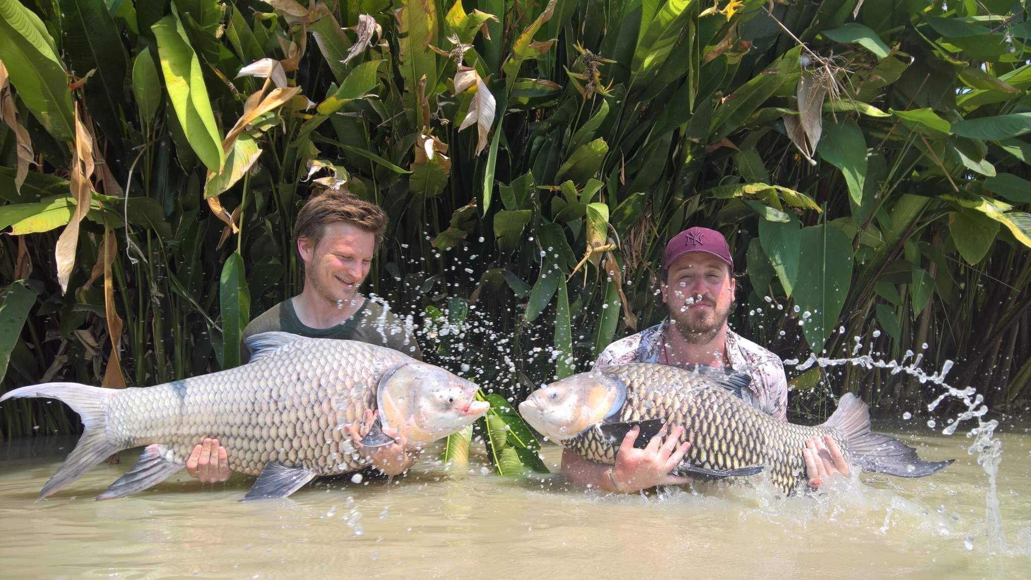 thailand fishing tours