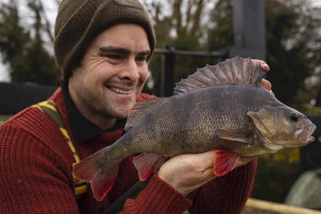 winter perch fishing tips