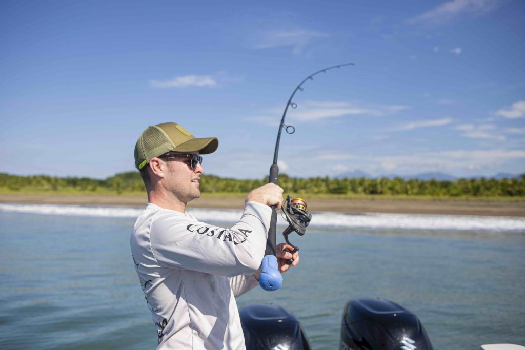 best costa rica fishing holidays
